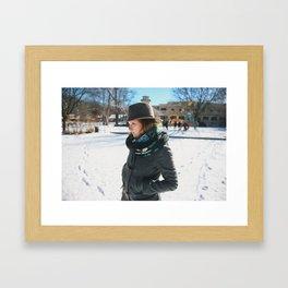Katie Framed Art Print