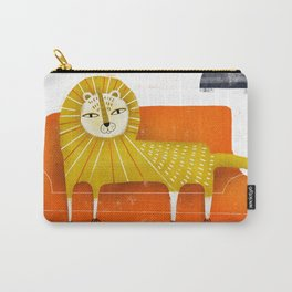 SOFA LION Carry-All Pouch