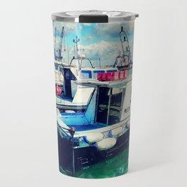 Trapani art 16 Sicily Travel Mug
