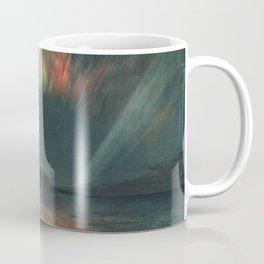 Aurora Borealis by Frederic Edwin Church Coffee Mug