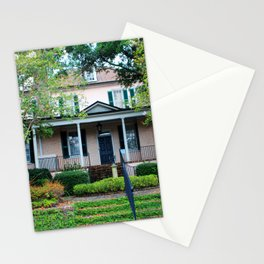Stewart Parker House Front Stationery Cards