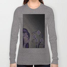 Wallflower Girl Long Sleeve T-shirt