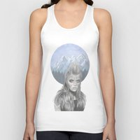 the mountains are calling Tank Tops featuring The mountains are calling... by lenita pepa