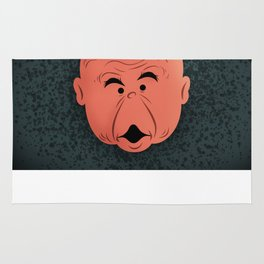"George ""The Animal"" Steele Rug"