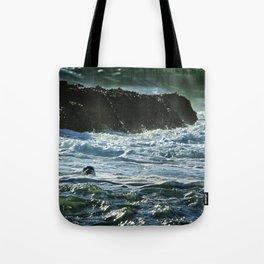 I Spy A Seal Tote Bag