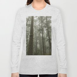 Memories of the Future - nature photography Long Sleeve T-shirt