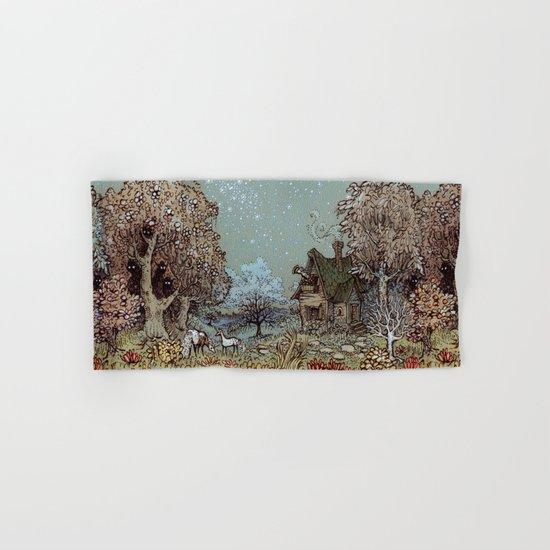 The Gardens of Astronomer Hand & Bath Towel
