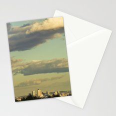 Sky above Stationery Cards