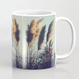 Reeds in the wind Coffee Mug
