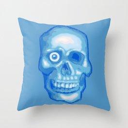 SUBTLE CREEPSHOW Throw Pillow