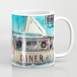 The Quechee Diner Coffee Mug