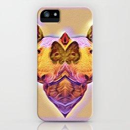 Love Louie iPhone Case