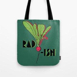 Super Rad Radish Tote Bag
