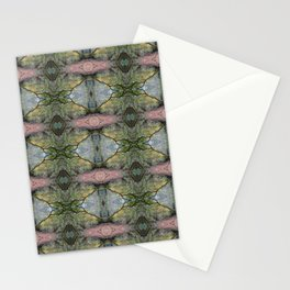 Forest Patterns Stationery Cards