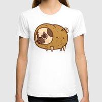 potato T-shirts featuring Puglie Potato by Puglie Pug
