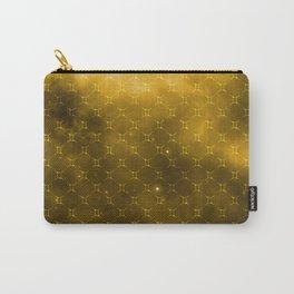 Gemini Nebula Pattern Carry-All Pouch