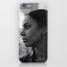 Woman in Harlem iPhone 6s Slim Case