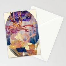 seri seri Stationery Cards