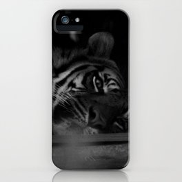 Just lazing about iPhone Case