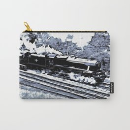 Scarborough Spa Express Graphic Novel Carry-All Pouch