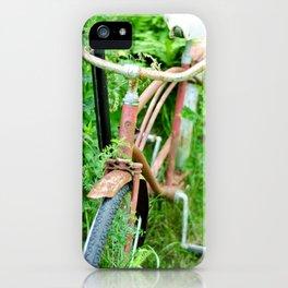 Deer Isle Series: Go Green II iPhone Case