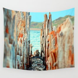 The Gap in the Pillars Wall Tapestry