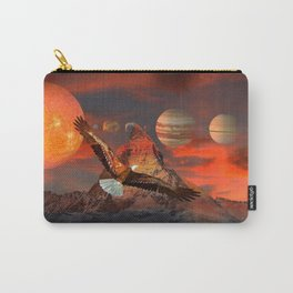 Mountain Life by GEN Z Carry-All Pouch
