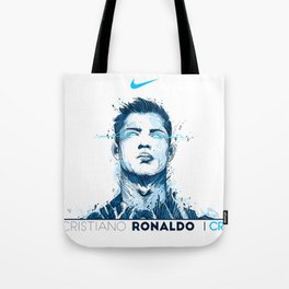 Cristiano CR7 Juve Tote Bag