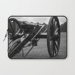 Civil War Era Cannon Laptop Sleeve