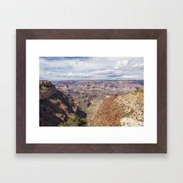 Grand Canyon No. 6 Framed Art Print