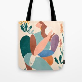 Becoming Tote Bag