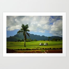 Picture Perfect Art Print