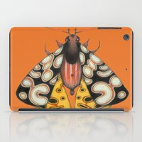 moth iPad Cases featuring moth (ORIGINAL SOLD). by Federico Cortese