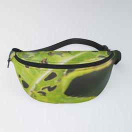 Sheet with pitting Fanny Pack