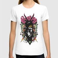 evil T-shirts featuring EVIL by DON'T NEED NO SAMURAI