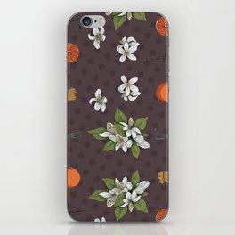 Biscotti all'arancia iPhone Skin