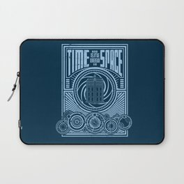 Time and Space Laptop Sleeve