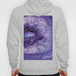 Purple Lavender Quartz Crystal Hoody