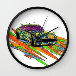 Simple Mechanicalizm Wall Clock