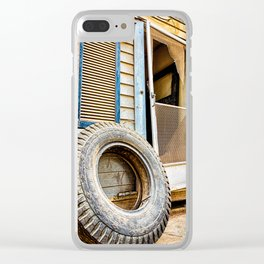 Curb Appeal Clear iPhone Case
