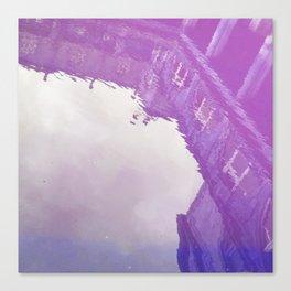 Curses: Purple Haze Canvas Print