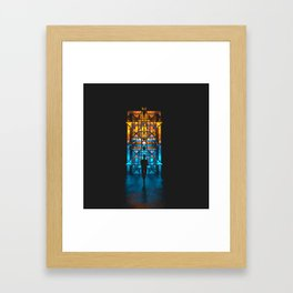 Prism Dream Framed Art Print