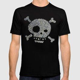 Confetti's skull T-shirt