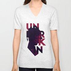 Under the skin - alternative movie poster Unisex V-Neck