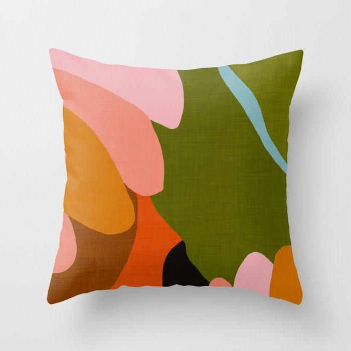 Floria Throw Pillow