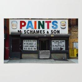 Paint Shop Rug