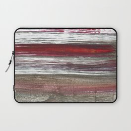 Wenge abstract watercolor Laptop Sleeve