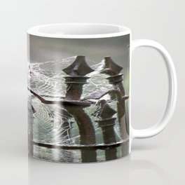 """Tangled Webs"" jjhelene design Coffee Mug"