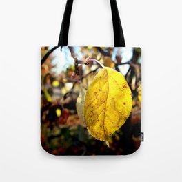 Leaves in full bloom Tote Bag