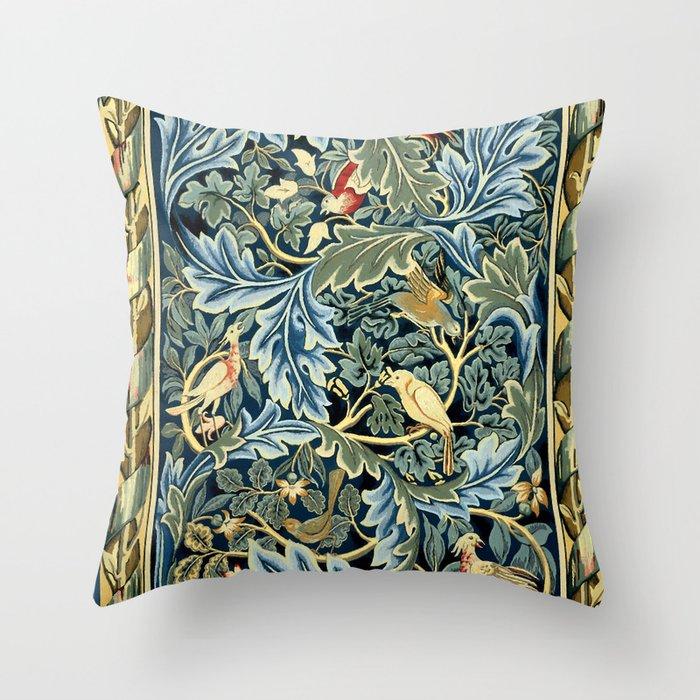 """William Morris """"Birds and Acanthus"""" Deko-Kissen"""